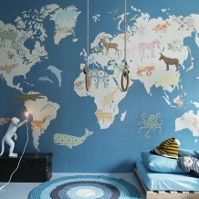 Alle muurprints van Inke - All Wallprint Murals by Inke